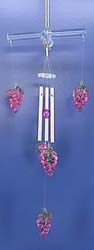 Kids room decor online collection - strawberry fruit collection windchime mobile